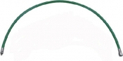 "24"" HP Double Braided Hose GREEN - Product Image"