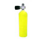 """Special! Limited Luxfer 6cu ft Aluminum Cylinder """" Free Domestic Ground Shipping!"""" """"Yellow Only!"""" - Product Image"""