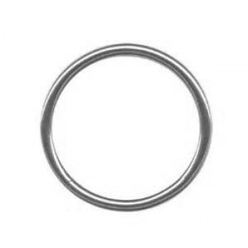 "1"" Stainless Steel Ring 5mm wire size - Product Image"