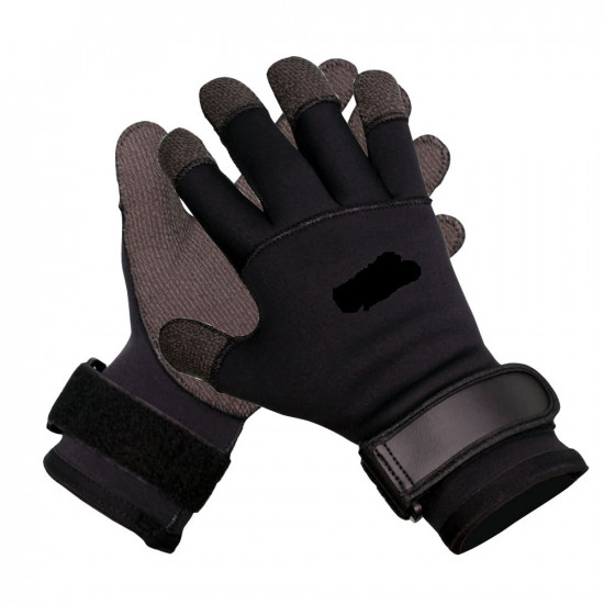 "Kevlar 3mm Gloves ""Medium"" - Product Image"