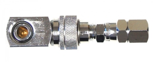 Station Filler Quick Release Nipple Type - EAS1-4 - Product Image