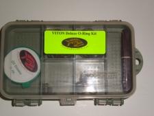 50 Piece VITON O' Ring Kit w/ 02 Grease & Small O-ring Pick! - Product Image