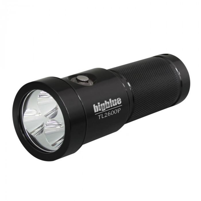 "2600-Lumen Narrow-Beam Tech Light ""Black Body"" - Product Image"