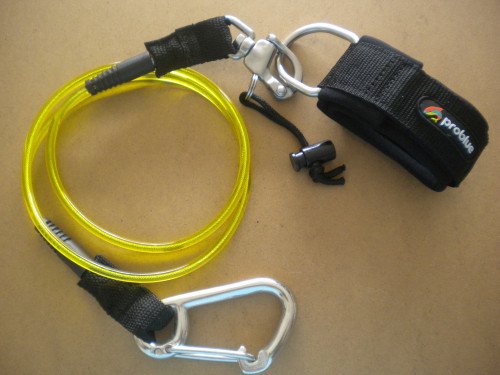 "Ankle / Wrist Jon - Buddy Line w/ Quick Release Shackle w/ T Pull Handle ""1 Left!"" - Product Image"