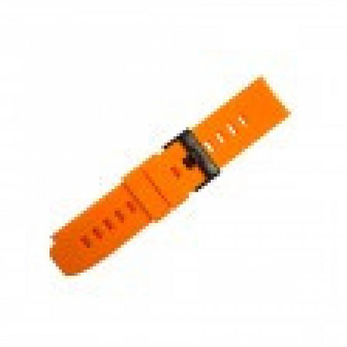 """Atmos Mission One 24mm Band Set """"Orange Band Set* - Product Image"""