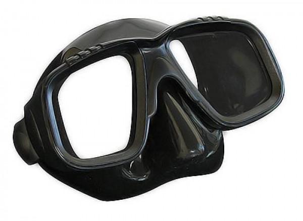 "Omega Mask ""Black Frame/ Black Skirt"" - Product Image"