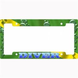 License Plate & Frames