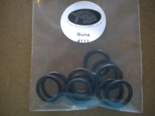 """#113 Buna 10 Pack O-Rings """"Aquarius Piston Ring/Cap Seal; Healthway regulators"""" - Product Image"""