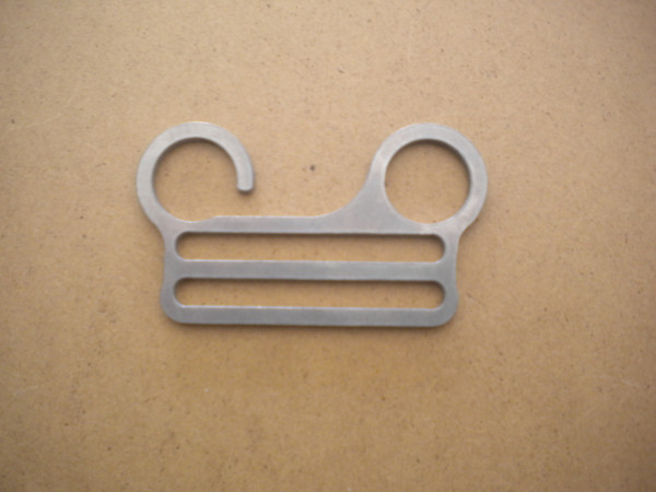 Dual Loop Sidemount w/ Bungee Slot / Tec Hardware - Product Image