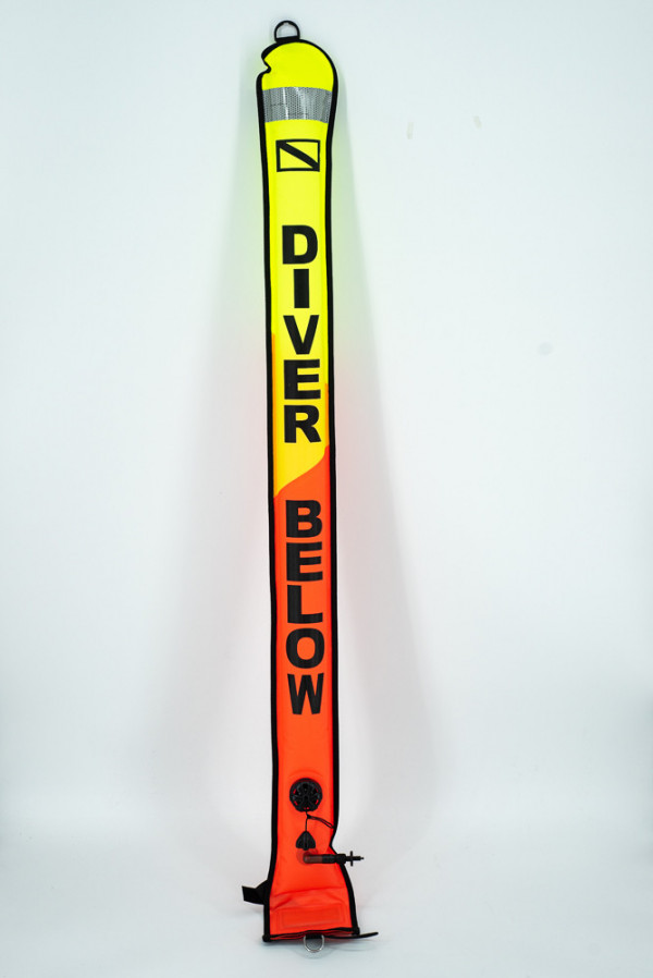 "New 5 Foot / 60"" Inches Orange-Yellow Smb "" 10 Only!"" - Product Image"