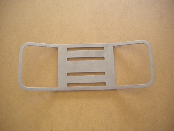 "Rear Mounting Bracket ""Bent Version"" - Product Image"
