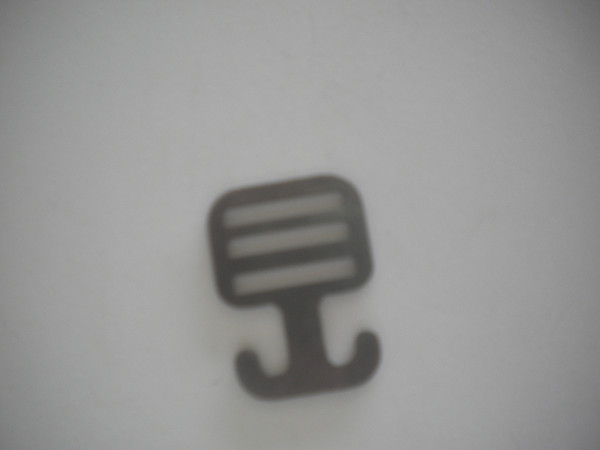 "New! Sidemount Bungee Hook w/ 1"" inch webbing slots - Product Image"