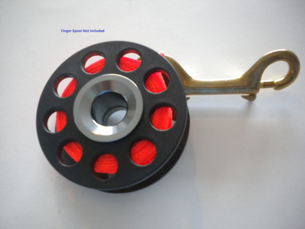 New! Spinner For 50 Foot Finger Spools - Product Image