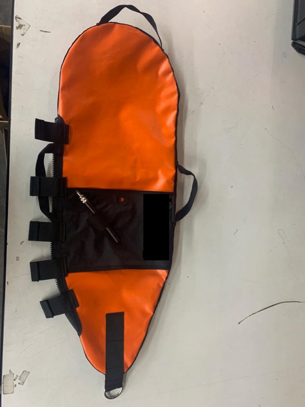 "Special Deal! Spear Fishing Float w/ Free Domestic shipping! ""Orange Color Float"" - Product Image"