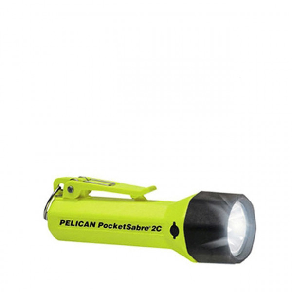 "Special Sale! Pelican 1820 Pocket Sabre(TM) Submersible Flashlight ""Yellow Body"" - Product Image"